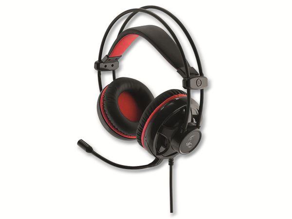 Gaming-Headset MEDIARANGE MRGS300, 5.1 Surroundsound