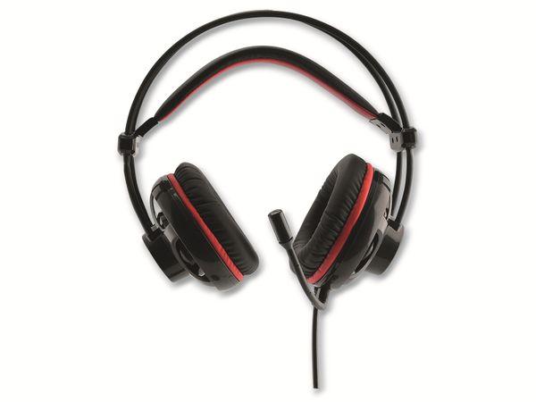 Gaming-Headset MEDIARANGE MRGS300, 5.1 Surroundsound - Produktbild 3