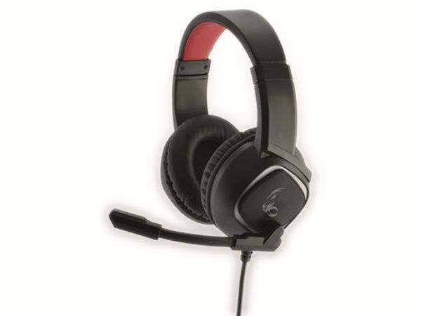 Gaming-Headset MEDIARANGE MRGS301, 7.1 Surroundsound