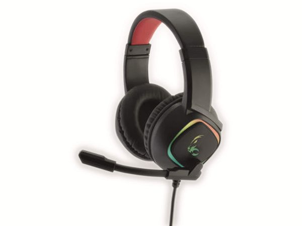 Gaming-Headset MEDIARANGE MRGS301, 7.1 Surroundsound - Produktbild 2