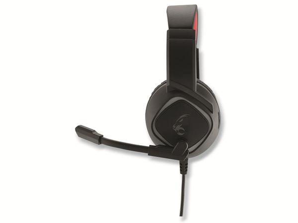 Gaming-Headset MEDIARANGE MRGS301, 7.1 Surroundsound - Produktbild 3
