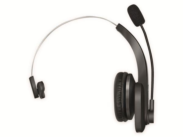 Bluetooth Headset LOGILINK BT0059, Mono, Typ-C - Produktbild 2