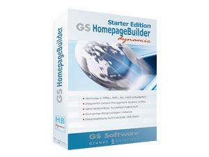 GS HomepageBuilder Dynamic Starter Edition