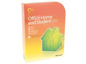 Microsoft Office Home and Student 2010, 3 Lizenzen