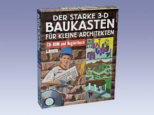 "Software ""Der starke 3D-Baukasten"""