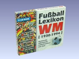 Software Fußball WM-Lexikon 1930-1994