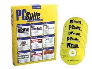 PCSuite Software-Paket