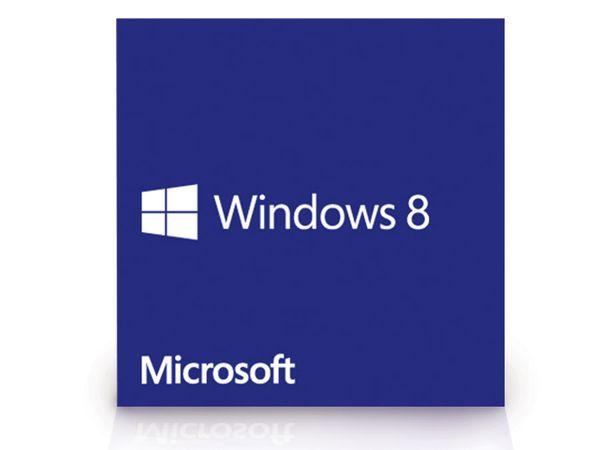 Microsoft Windows 8, 32 Bit, DVD - Produktbild 1