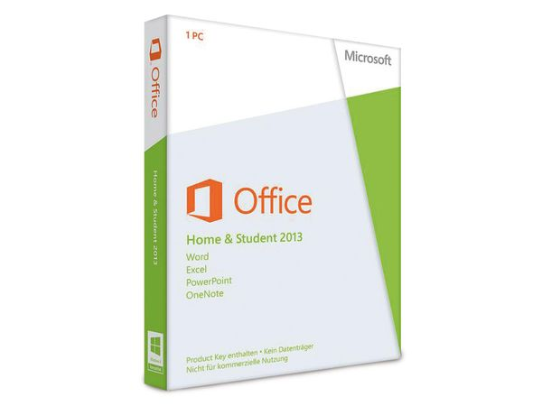 Microsoft Office Home and Student 2013, Key Card