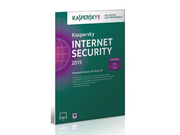 Kaspersky Internet Security 2015 Up- grade