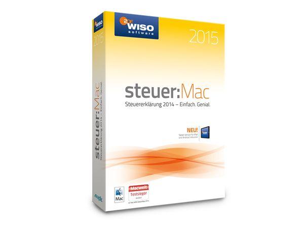 Software WISO Steuer: Mac 2015 für Mac, 1 Lizenz - Produktbild 2