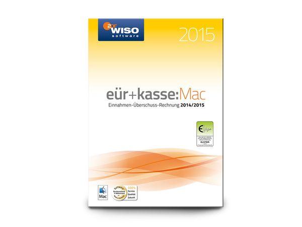 Software WISO EÜR & Kasse: mac 2015 für Mac