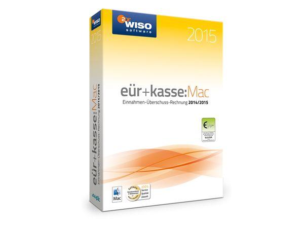 Software WISO EÜR & Kasse: mac 2015 für Mac - Produktbild 2