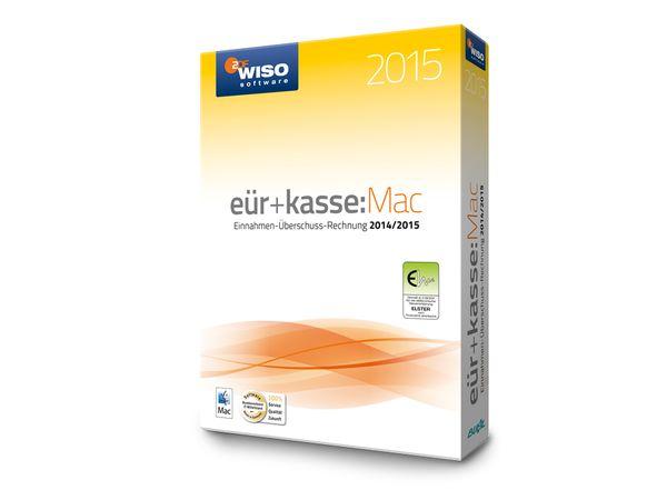 Software WISO EÜR & Kasse: mac 2015 für Mac - Produktbild 3