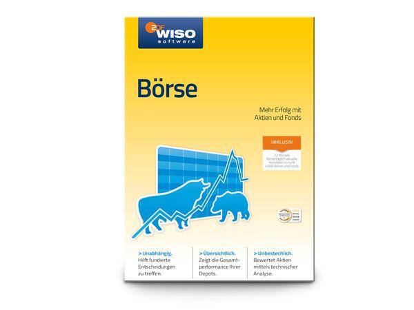Software WISO Börse 2015 Basic für Windows, 1 Lizenz, 365 Tage - Produktbild 1