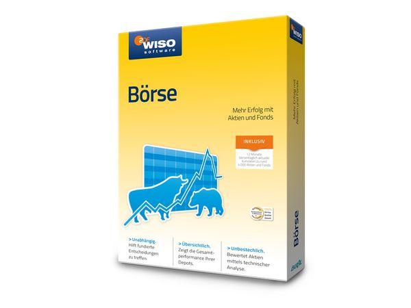 Software WISO Börse 2015 Basic für Windows, 1 Lizenz, 365 Tage - Produktbild 3