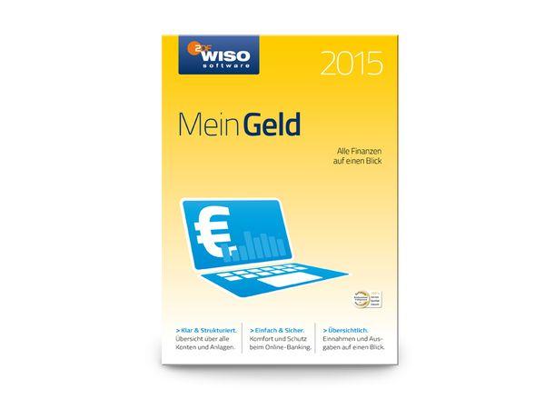 Software WISO Mein Geld 2015 Standard für Windows, unbegrenzte Nutzung - Produktbild 1
