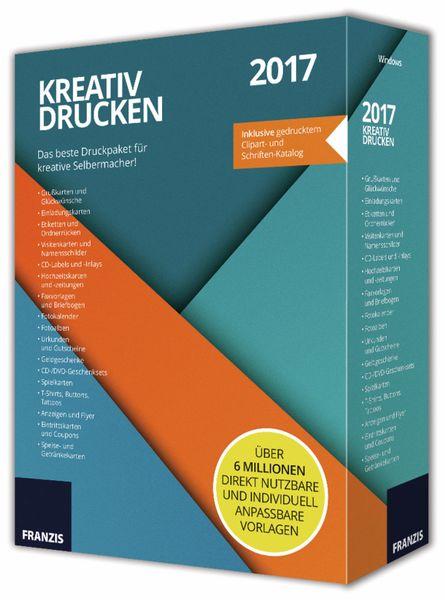 Kreativ Drucken 2017