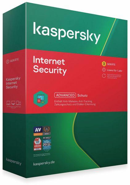KASPERSKY Internet Security, 3 Geräte