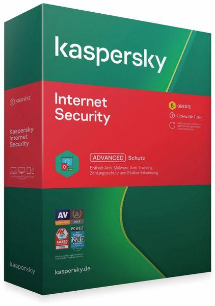 KASPERSKY Internet Security, 5 Geräte