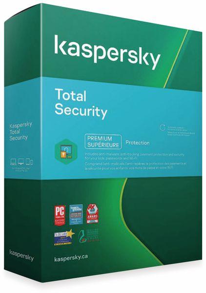 KASPERSKY Total Security 2020, 1 Gerät