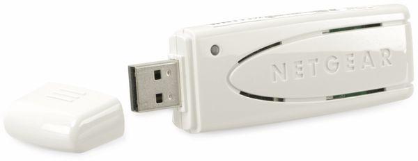 WLAN USB-Stick NETGEAR WN111, 300 Mbps - Produktbild 1