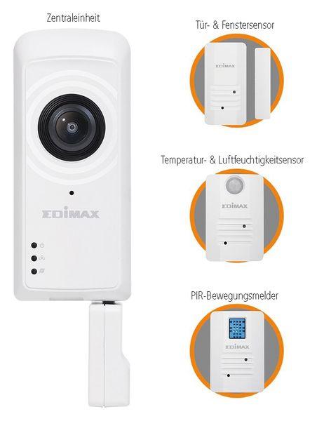 IP-Kamera EDIMAX IC-5170SC - Produktbild 7