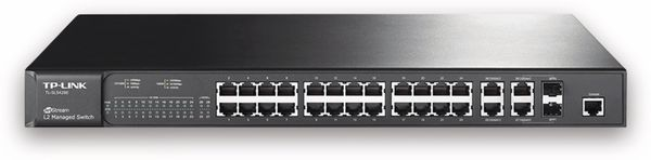Switch TP-LINK JetStream T2500-28TC (TL-SL5428E), 24-port