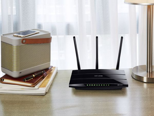 WLAN Router TP-LINK Archer C1200, Dual-Band - Produktbild 4