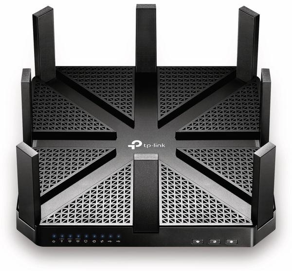 WLAN Router TP-LINK Archer C5400, Tri-Band - Produktbild 1