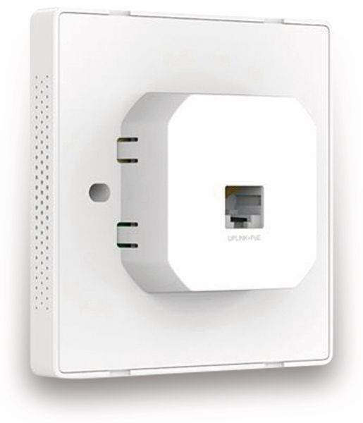 WLAN Access-Point TP-LINK EAP115-Wall, 2,4 GHz, Unterputz - Produktbild 2
