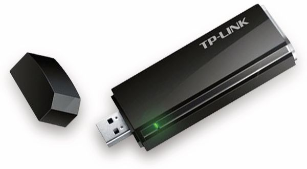 WLAN USB-Stick TP-LINK Archer T4U, 2,4/5 GHz