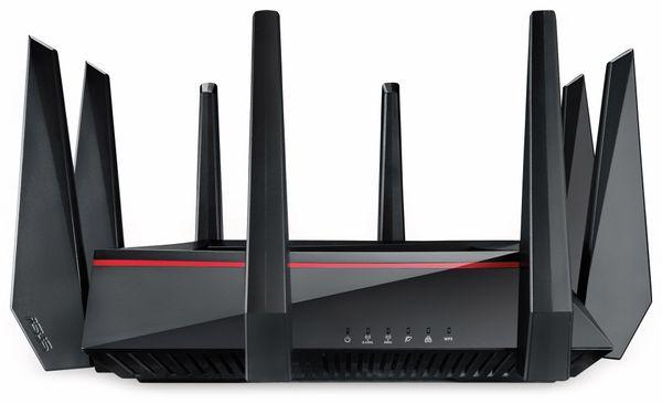 WLAN-Router ASUS RT-AC5300, Wave 2, Tri-Band - Produktbild 2