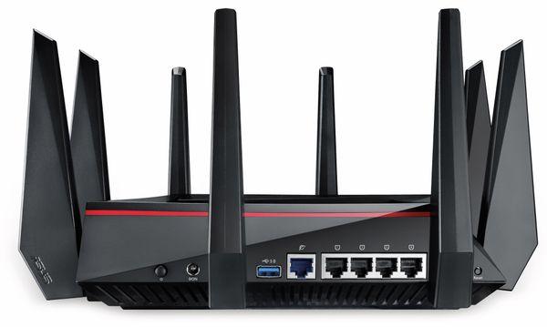 WLAN-Router ASUS RT-AC5300, Wave 2, Tri-Band - Produktbild 3