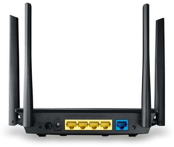 WLAN-Router ASUS RT-AC58U, Wave 2, Dual-Band - Produktbild 4