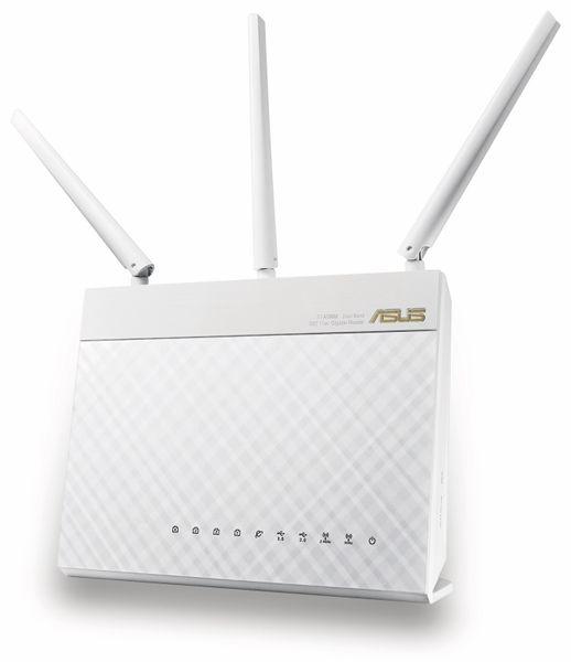 WLAN-Router ASUS RT-AC68U, Dual-Band - Produktbild 1