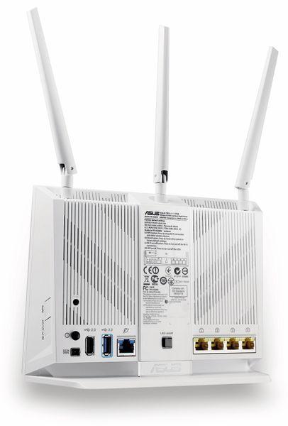 WLAN-Router ASUS RT-AC68U, Dual-Band - Produktbild 2