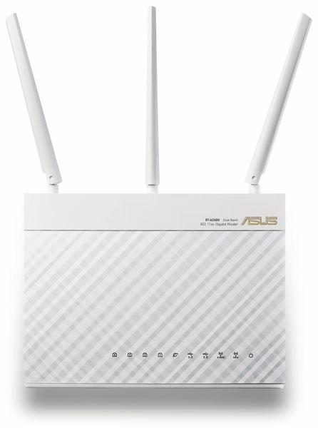 WLAN-Router ASUS RT-AC68U, Dual-Band - Produktbild 4