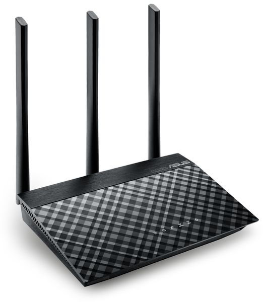 WLAN-Router ASUS RT-AC53, Dual-Band - Produktbild 1