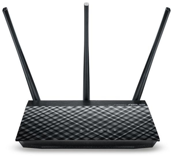 WLAN-Router ASUS RT-AC53, Dual-Band - Produktbild 3