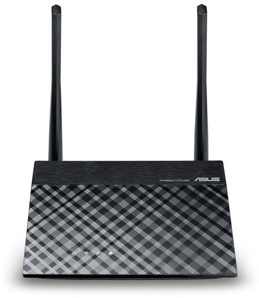 WLAN-Router ASUS RT-N12E, 2,4 GHz - Produktbild 3