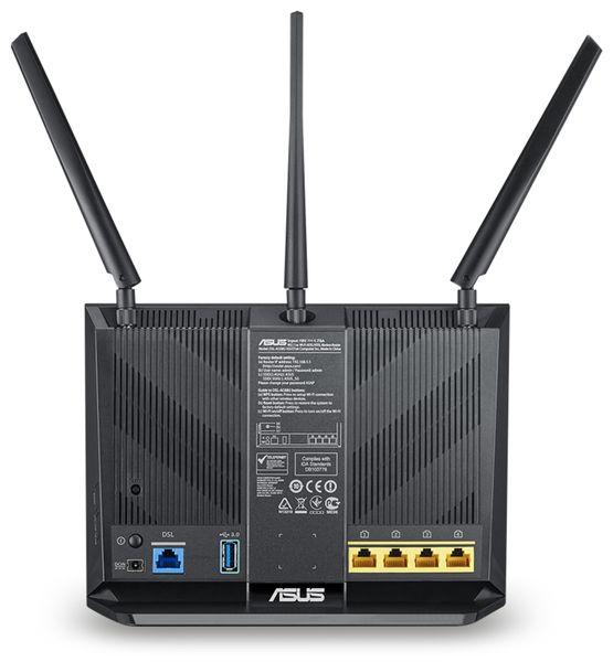 WLAN-Router ASUS DSL-AC68U, VDSL/ADSL - Produktbild 2