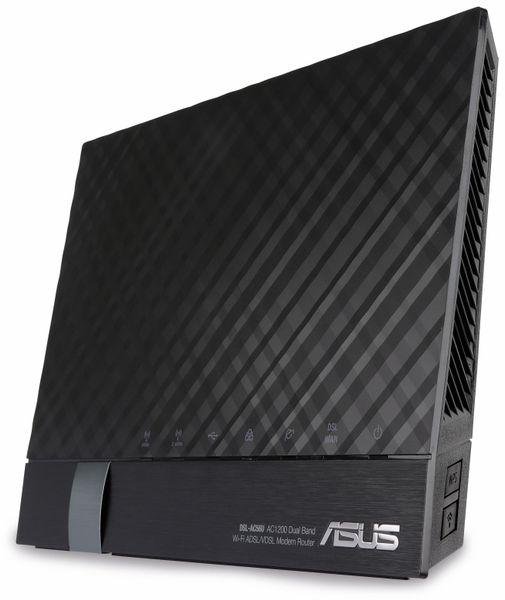 WLAN-Router ASUS DSL-AC56U, ADSL/VDSL, Dual-Band - Produktbild 3
