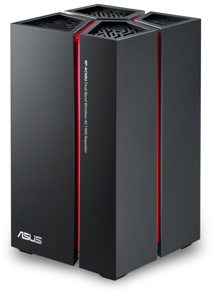 WLAN-Repeater ASUS RP-AC68U - Produktbild 1