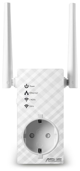 WLAN-Repeater ASUS RP-AC53, Dual-Band - Produktbild 3