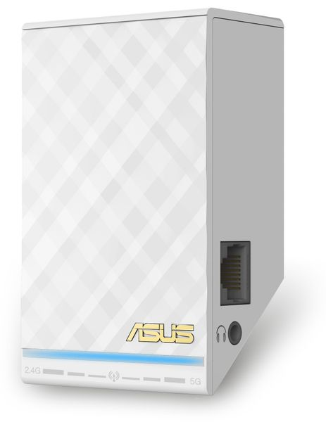 WLAN-Repeater ASUS RP-AC52, Dual-Band - Produktbild 1
