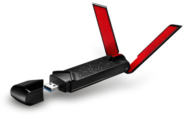 WLAN USB-Stick ASUS USB-AC68 - Produktbild 1