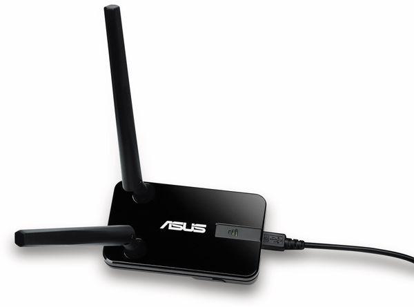 WLAN USB-Stick ASUS USB-N14 - Produktbild 4