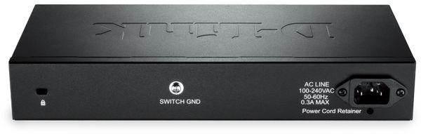 Gigabit Netzwerk-Switch D-LINK DGS 1210-10, 8x LAN + 2x SFP - Produktbild 2