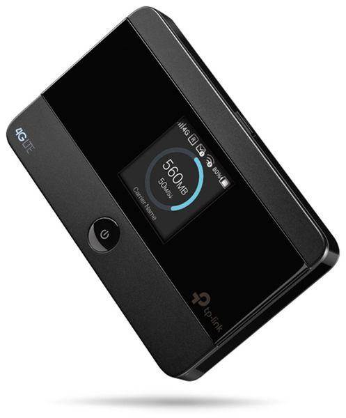Mobiler Hotspot TP-LINK M7350, 4G/LTE, 150 MBit/s, TFT-Display - Produktbild 1
